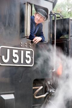 Castlemaine steam rail