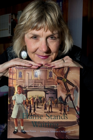 Corinne Fenton book signing stonemans bookroom