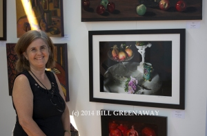 Summer exhibition at the Castlemaine MArket Building, 2014 -2015