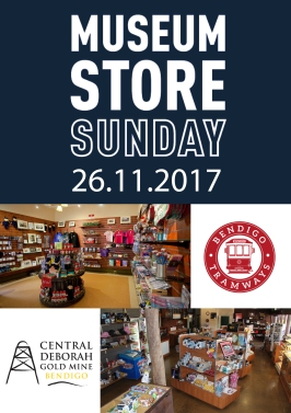 Musuem Store Sunday - A5 Flyer-1